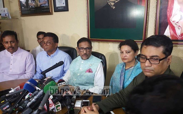 AL's Quader calls for 'social movement' to combat dengue