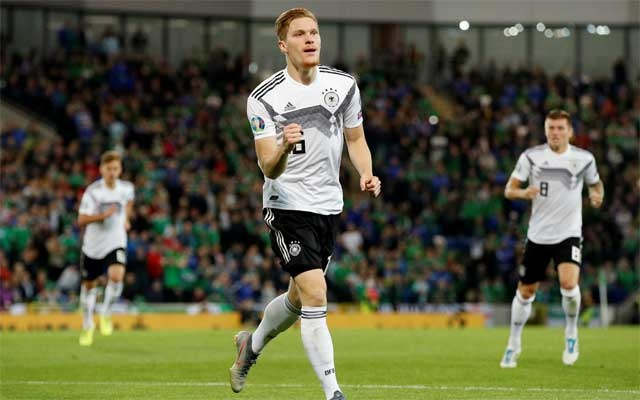 Germany edge Northern Ireland to restore Euro 2020 order