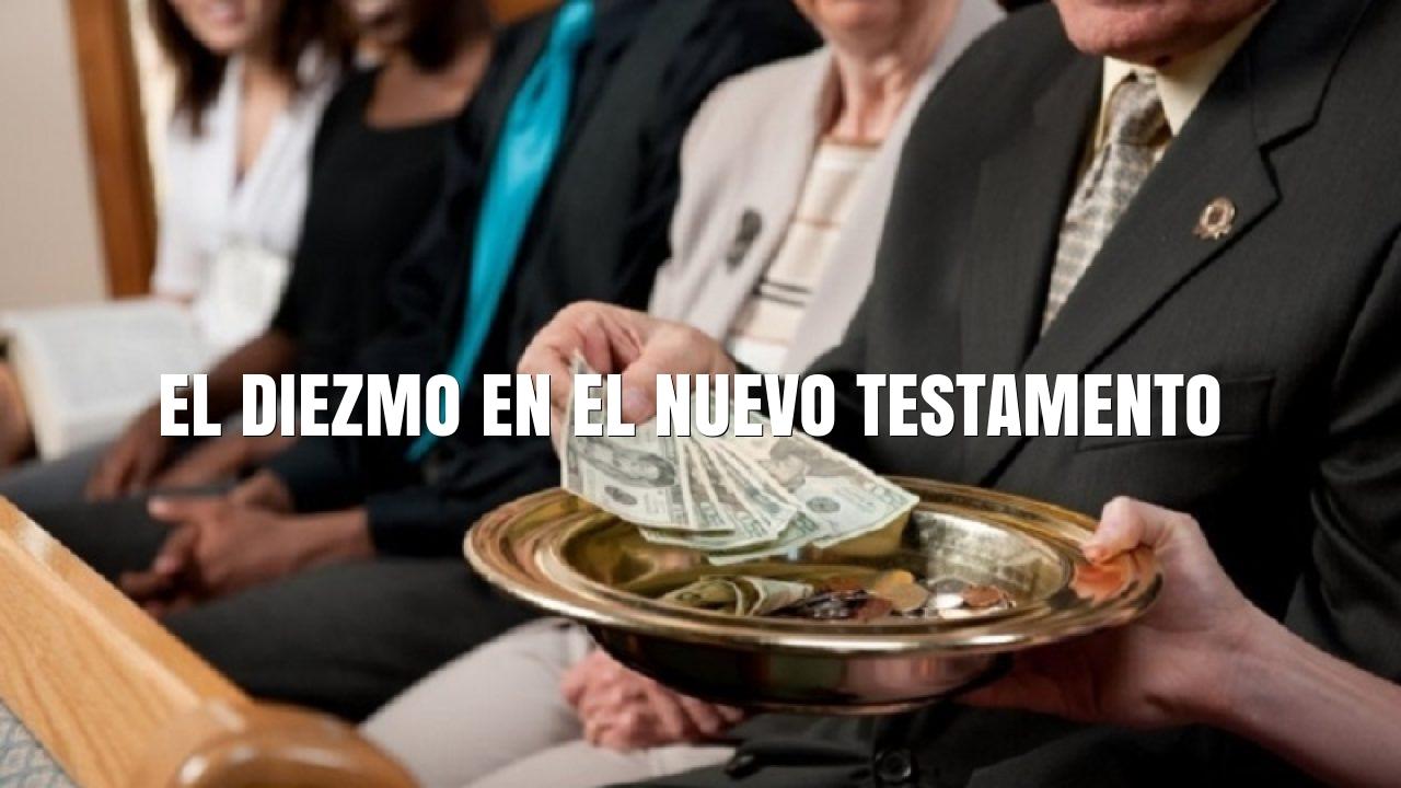 """¿Qué es el """"Diezmo""""? – La función de Cristo ahora"""