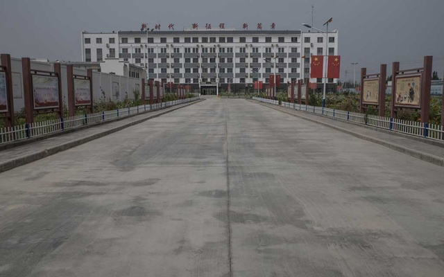 'Absolutely no mercy': Leaked files show China's mass detentions in officials' own words