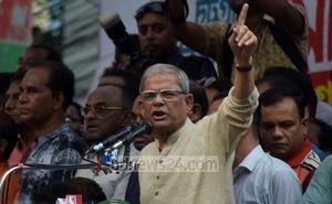 Awami League has exiled democracy: Mirza Fakhrul Islam Alamgir