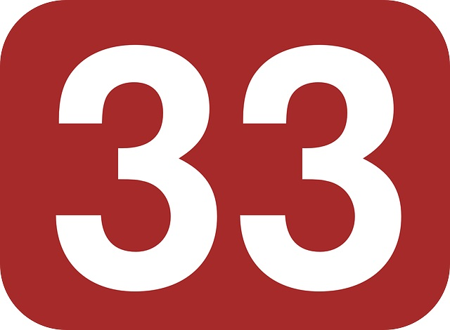 Spiritually How Does The Number 33 Relates To God?