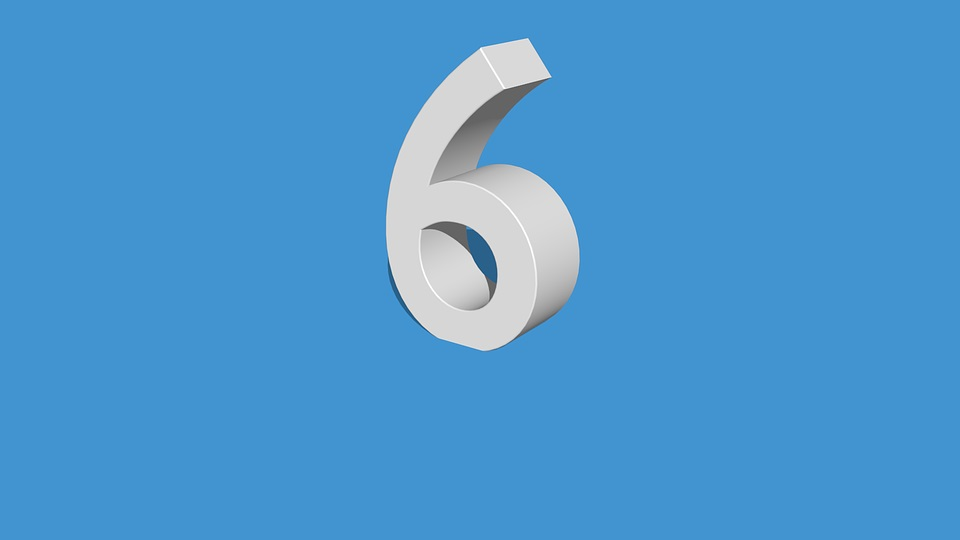 What Does The Number 6 Mean In The Bible?