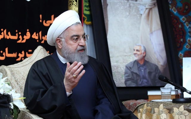 Current US government is the worst in America's history: Iran president