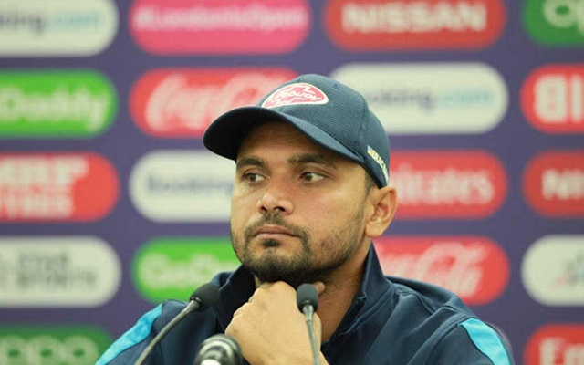 "Mashrafe hits back at question about self-respect: ""Am I a thief?"""