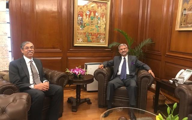 Bangladesh envoy discusses Modi's Dhaka visit with Jaishankar