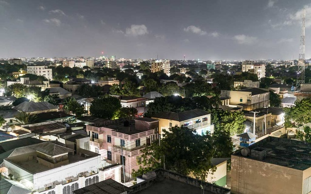 A view of Mogadishu, Somalia on Jan 2, 2020. The New York Times