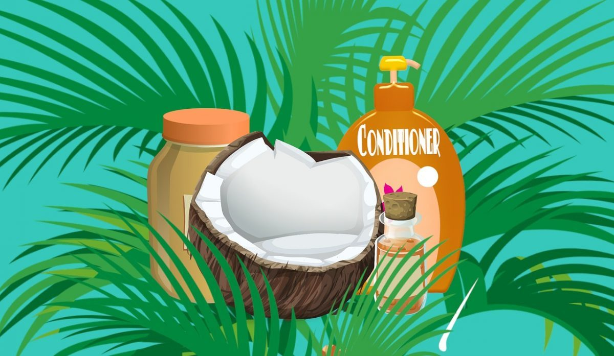 How To Remove Coconut Oil From Hair?