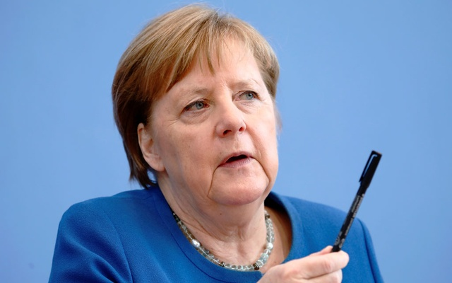 Merkel gives Germans a hard truth about the coronavirus